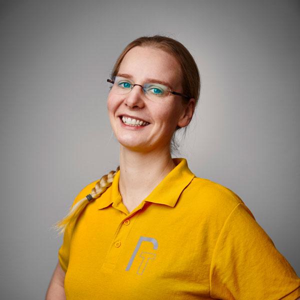 Mitarbeiterfoto von Annika